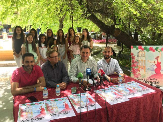 Presentación del programa de la Feria de Marbella