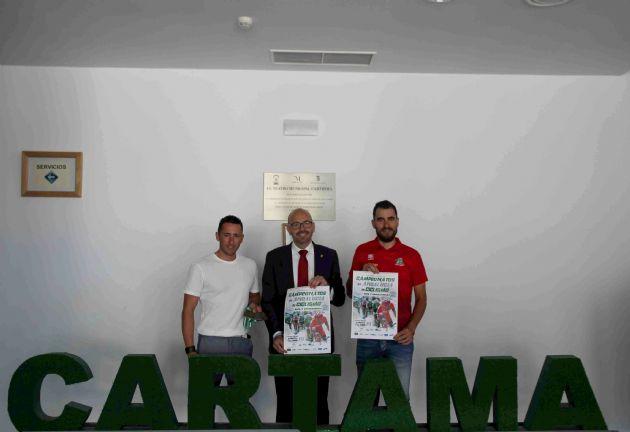 Presentación de los Campeonatos de Andalucía de Ciclismo en Ruta y CRI 2019