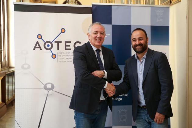 Presentación de la XIII edición de la Feria Tecnológica Aotec de telecomunicaciones e innovación