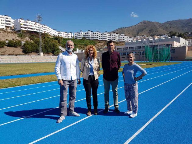 Pista de Atletismo de la Ciudad Deportiva Enrique López Cuenca