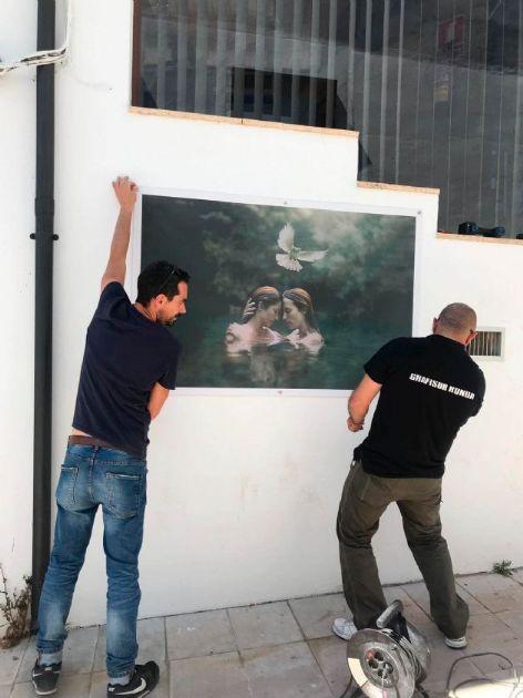 Exposición fotografía urbana