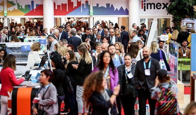 La feria IMEX Frankfurt es el evento más importante especializado en turismo de negocios y viajes de incentivo
