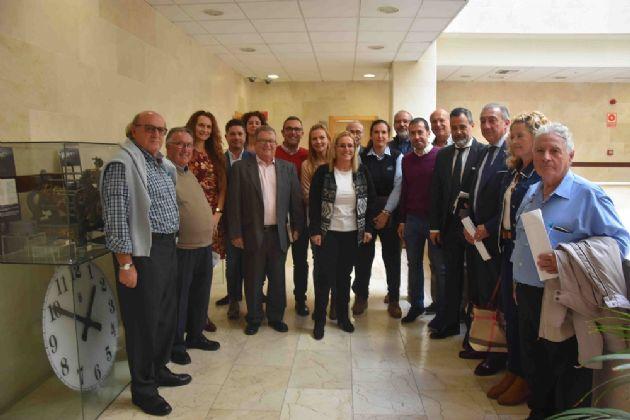 Primera mesa de turismo de Fuengirola