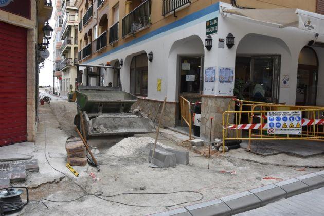 Calle Chanquete de Los Boliches