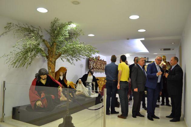 Inauguración del Centro Cultura Cofrade de Ronda