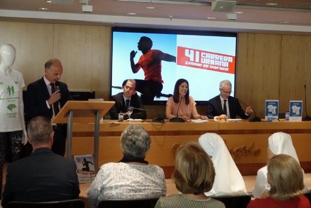 Presentación de la 41ª Carrera Urbana Ciudad de Málaga