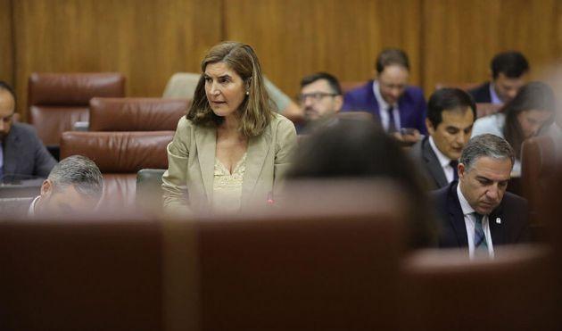Rocío Blanco informó sobre la ejecución de las Iniciativas de Cooperación Local