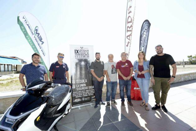 Presentación de la IX Concentración Mototurística Ciudad de Torremolinos
