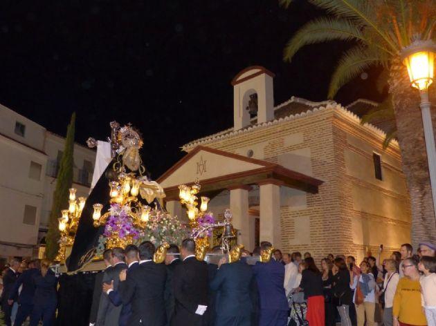San Miguel Arcángel y Nuestra Señora de las Angustias