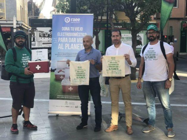 Campaña Dona vida al planeta