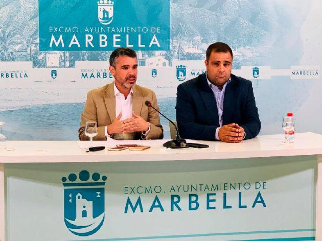 José Bernal y Manuel Morales