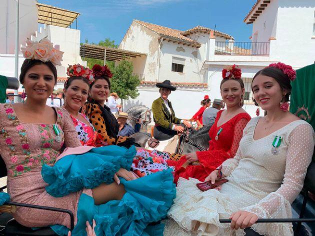 Segundo día de la Feria Pedro Romero