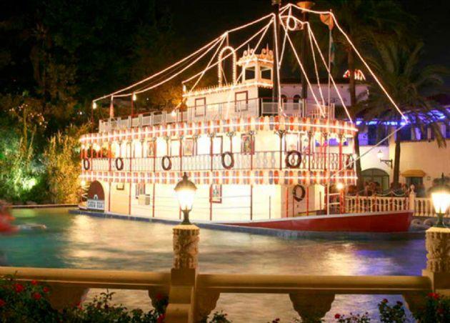 Parque de atracciones Tívoli World