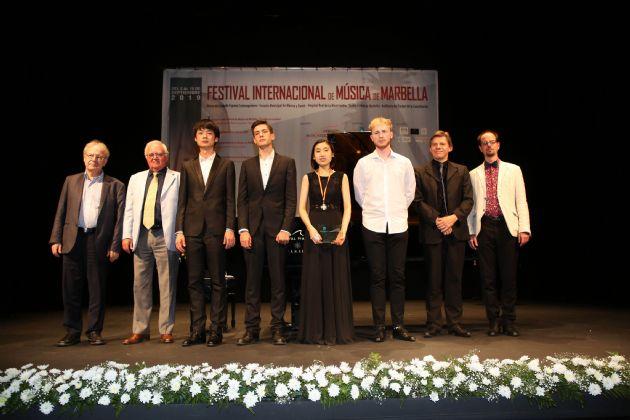 V Concurso Internacional de Música de Marbella