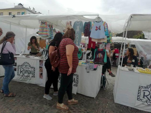 Mercado de Diseño We Love Ronda Market
