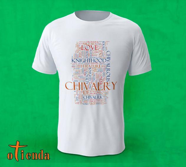 Camiseta Caballería personalizada