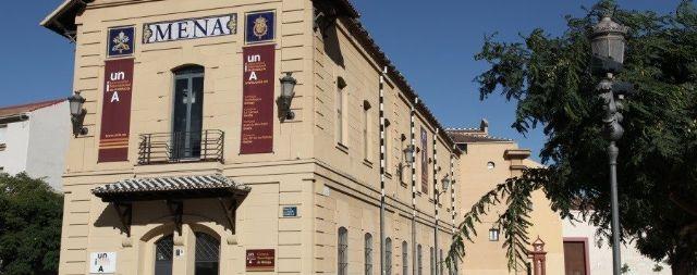 Sede tecnológica de la UNIA en Málaga