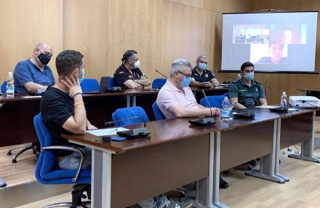 Comisión de seguimiento sobre el Covid-19 en Puente Genil