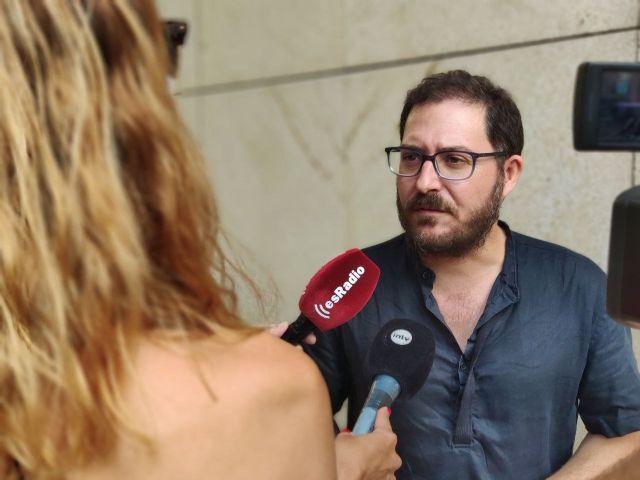 El diputado de Adelante Andalucía por la provincia de Almería