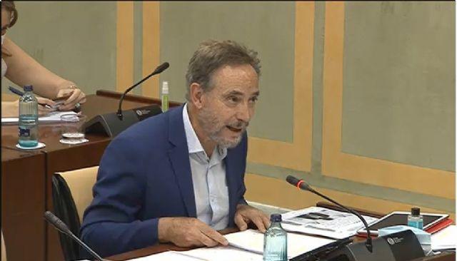 Imagen de archivo del parlamentario socialista Felipe López