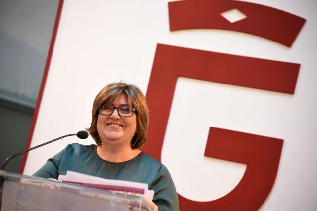 La diputada de Empleo y Desarrollo Sostenible, Ana Muñoz