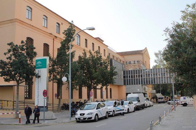 Terrenos del hospital civil málaga aparcamientos nuevo centro diputación junta