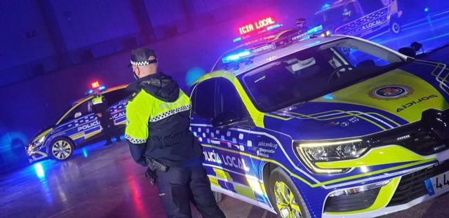 Nuevos vehículos de la Policía Local