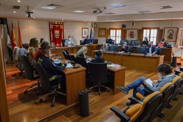 Mesa técnica-política del Ayuntamiento de Benalmádena