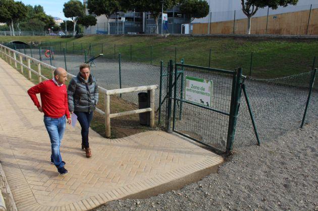 Parque canino Miramar