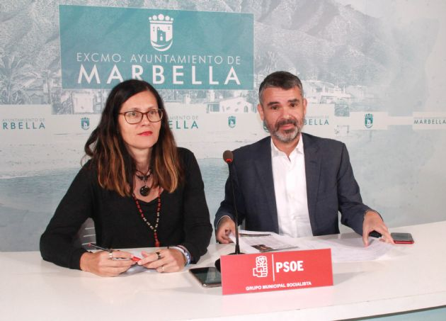Isabel Pérez y José Bernal