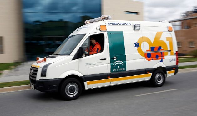 Ambulancia de Epes