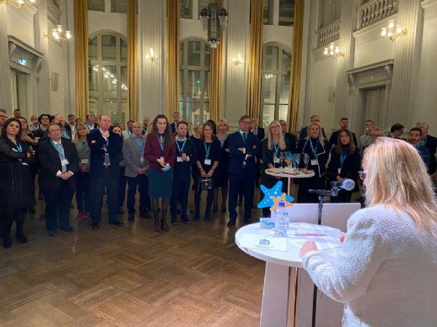 Acto de presentación de la oferta turística de Fuengirola en Helsinki