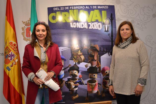 Presentación de la programación de Carnaval 2020