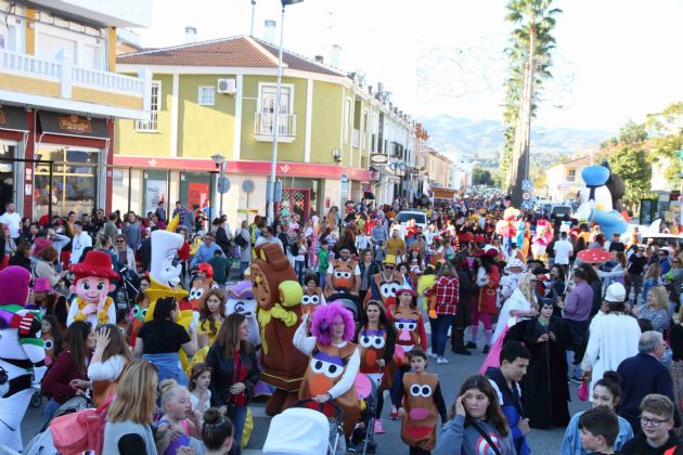 Carnaval en Estación de Cártama