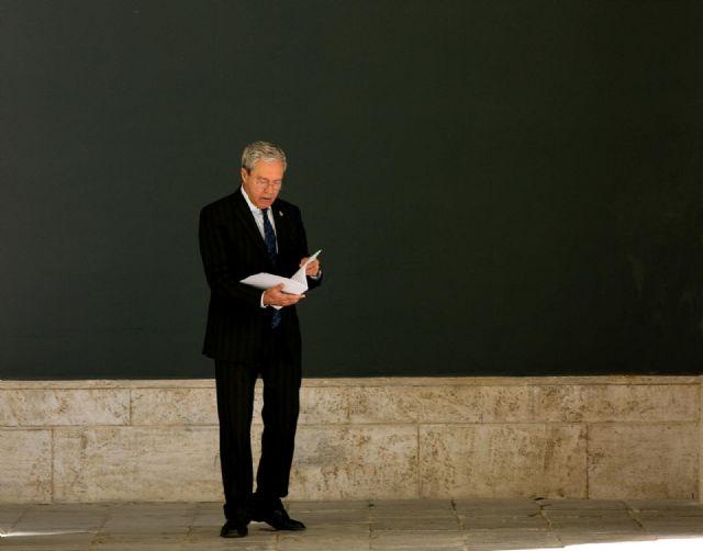 El consejero de Economía, Rogelio Velasco