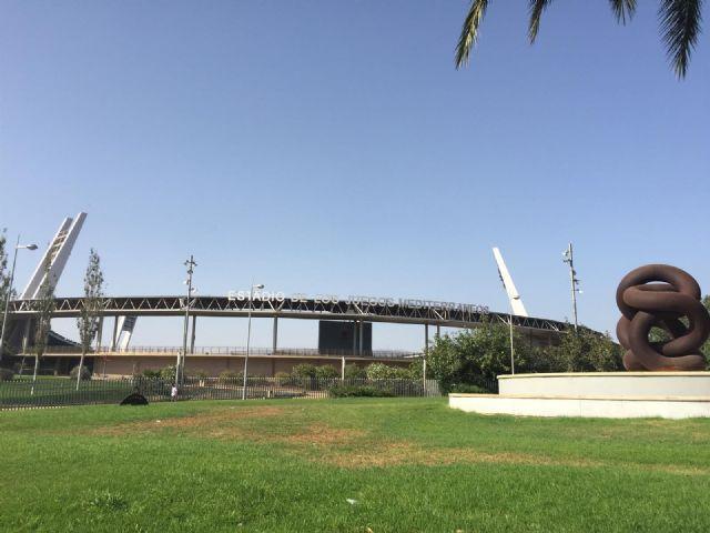 Estadio de los Juegos Mediterráneos de Almería