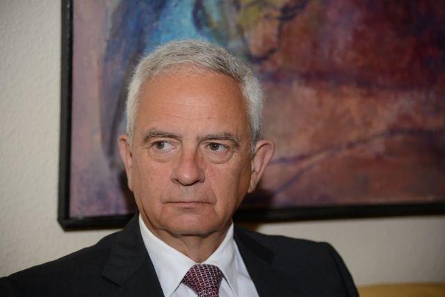 Manuel Cornax, presidente de la Asociación de Hoteles de Sevilla