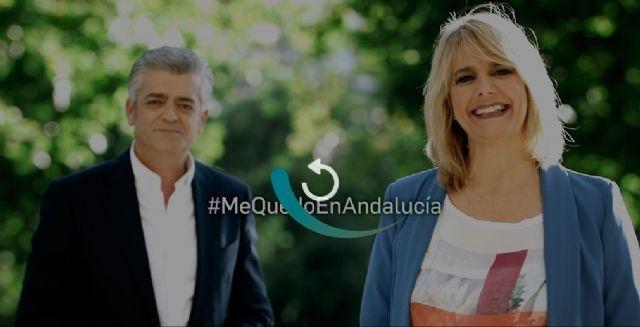 La RTVA refuerza su apoyo al turismo andaluz con una campaña protagonizada por sus presentadores