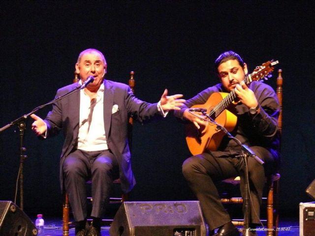 Actuación flamenca