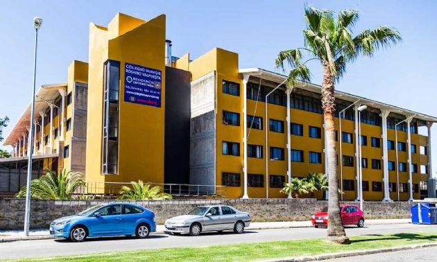 Colegio Mayor Rosario Valpuesta