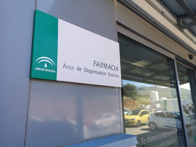 La Unidad de Farmacia del Hospital de la Serranía