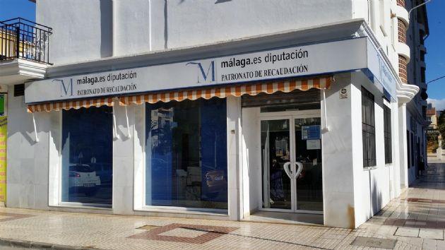 Oficina del Patronato de Recaudación de la Provincia de Málaga