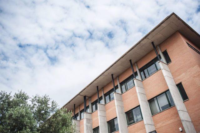 Instalaciones del Centro Andaluz de Biología para el Desarollo (CABD) en el campus de la Universidad Pablo de Olavide (UPO)
