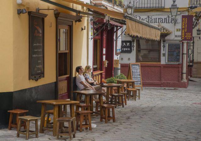 Un bar en Sevilla - María José López - Europa Press
