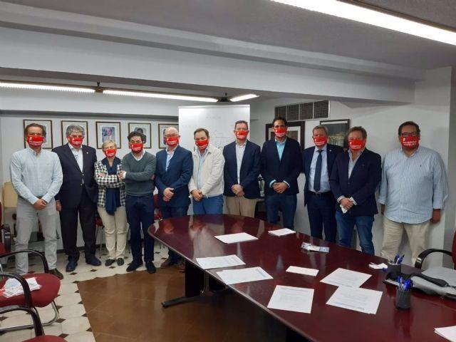 Asistentes a la CXLVI Asamblea de los Obispos del Sur de España