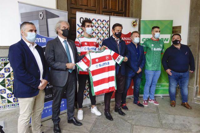 Presentación de las equipaciones del Sima Granada Fútbol Sala