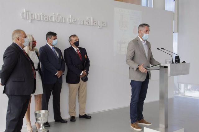 Presentación de la LXXX Copa Iberia Trofeo Diputación de Málaga