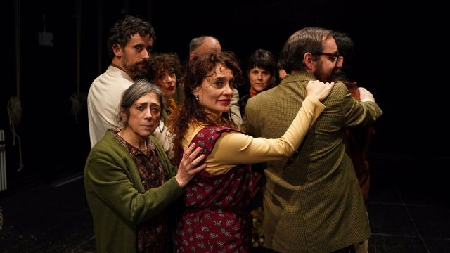 La compañía Teatro Resistente lleva su obra Los árboles. Un Chejov andaluz al Teatro Alhambra de Granada