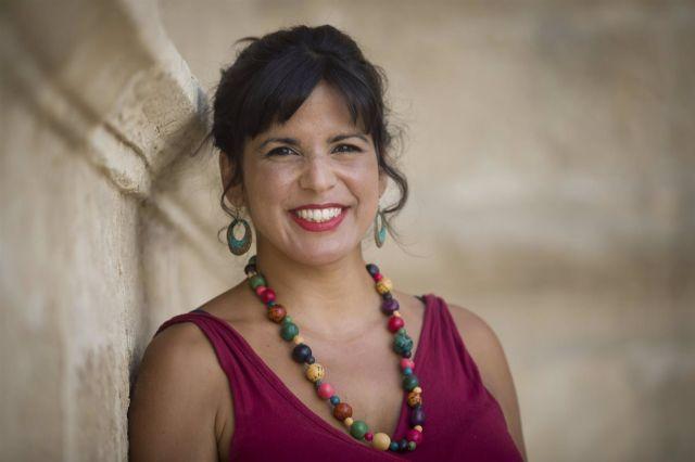 La ex coordinadora genearl de Podemos Andalucía Teresa Rodriguez