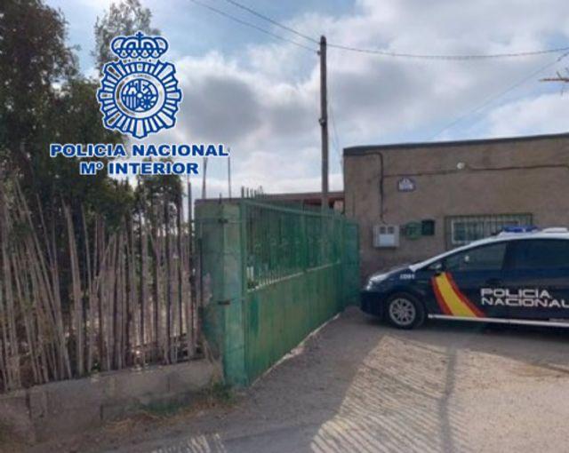 Lugar donde se produjo el crimen durante el robo frustrado